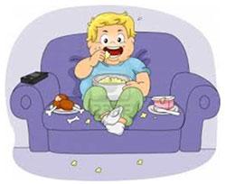 que es el sobrepeso y la obesidad infantiles